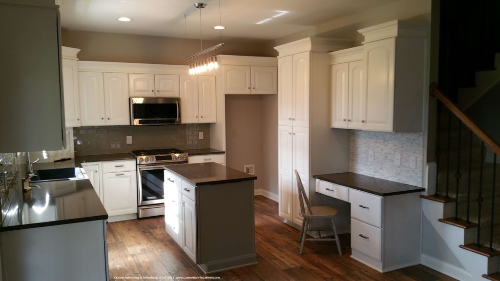 Kitchen Cabinet Refacing Louisville Ky