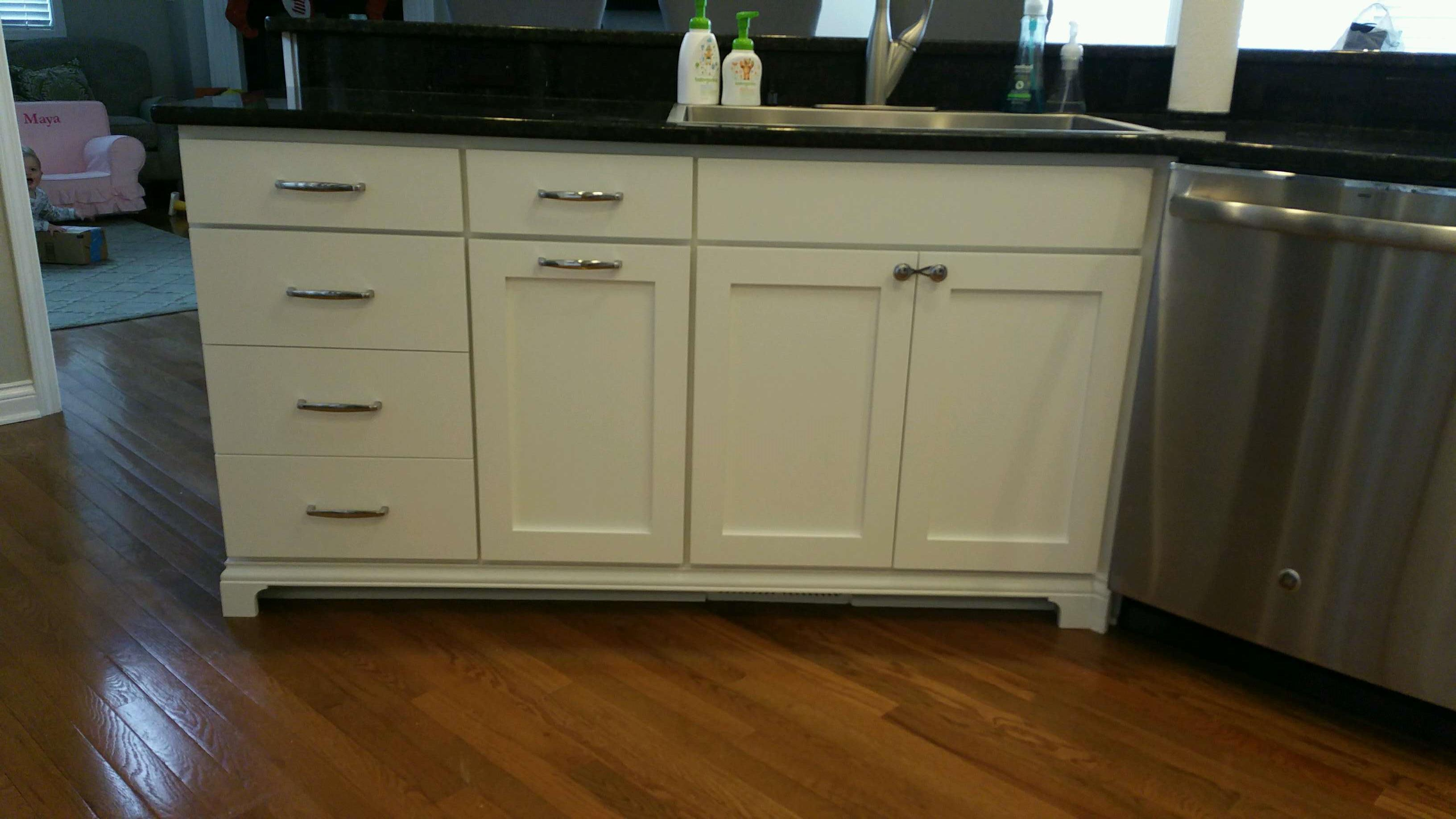 Cabinet Refinish Louisville KY by Ryan