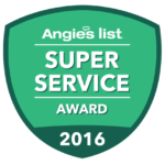 Angie's List Service Award 2016